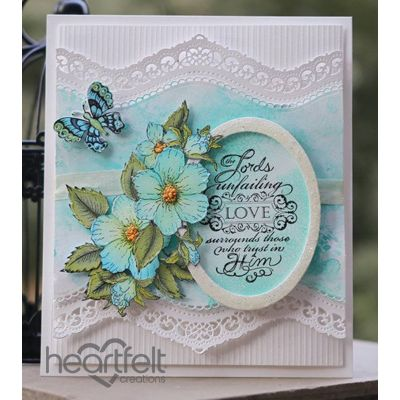 Heartfelt Creations - Lords Unfailing Love Project
