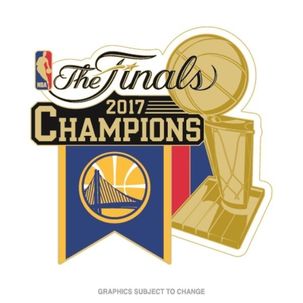 2017 NBA Champions Golden State Warriors Lapel Pin #Wincraft #GoldenStateWarriors