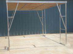 Upper Deck Kit for Pontoon Boats