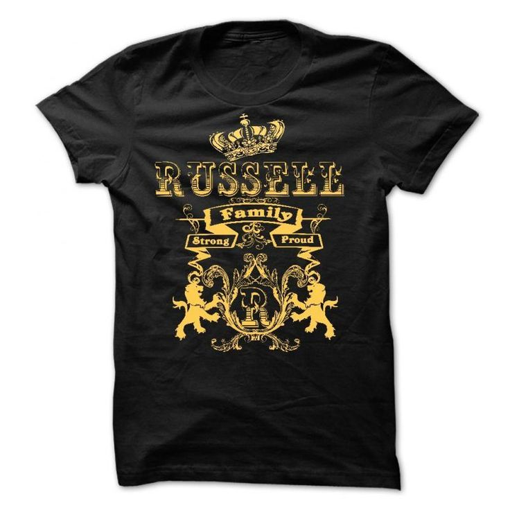 Russell T-shirts Long Sleeve Russell Family Strong Proud #russell #athletic #t #shirts #3xl #russell #dri #power #360 #t #shirt #russell #howard #t #shirt #mr #fox #russell #peters #t #shirt #india