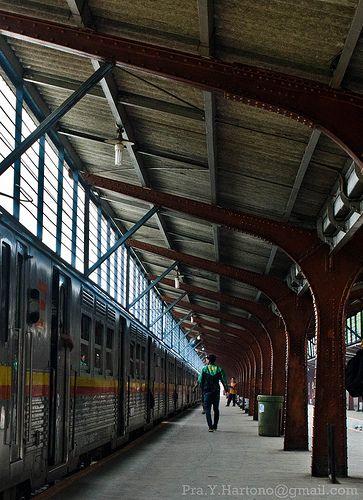 Kota Railway Station, Jakarta
