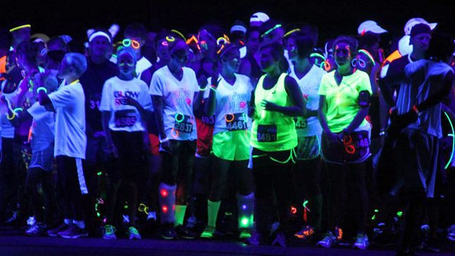 Baby Jason's Heart and Sole 5K Glow Run. This sounds like such a fun race! it is going to be in Junction in August.