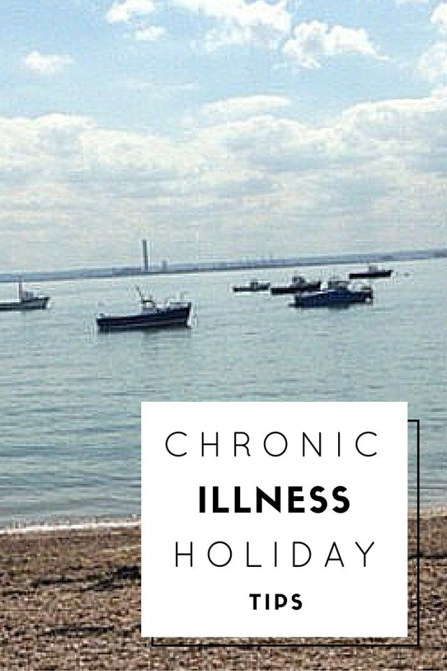 Life is never simple if you have a chronic illness. There are always so many extra things to take into consideration. If you're a spoonie wanting to go on holiday, check out my chronic illness holiday tips to make your relaxing time away run more smoothly.