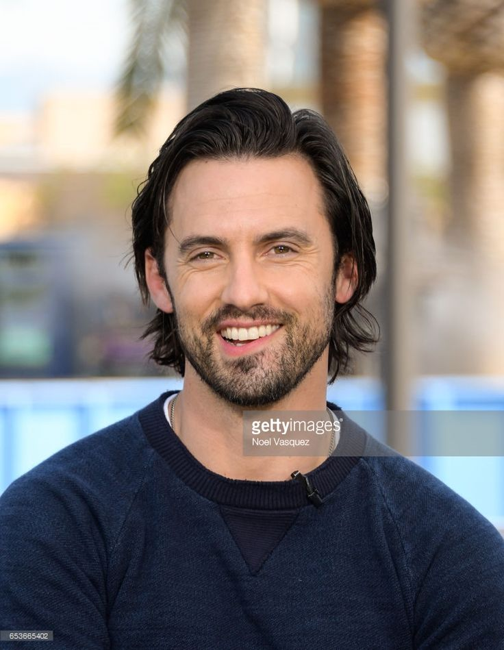 Milo Ventimiglia visits 'Extra' at Universal Studios Hollywood on March 15, 2017 in Universal City, California.