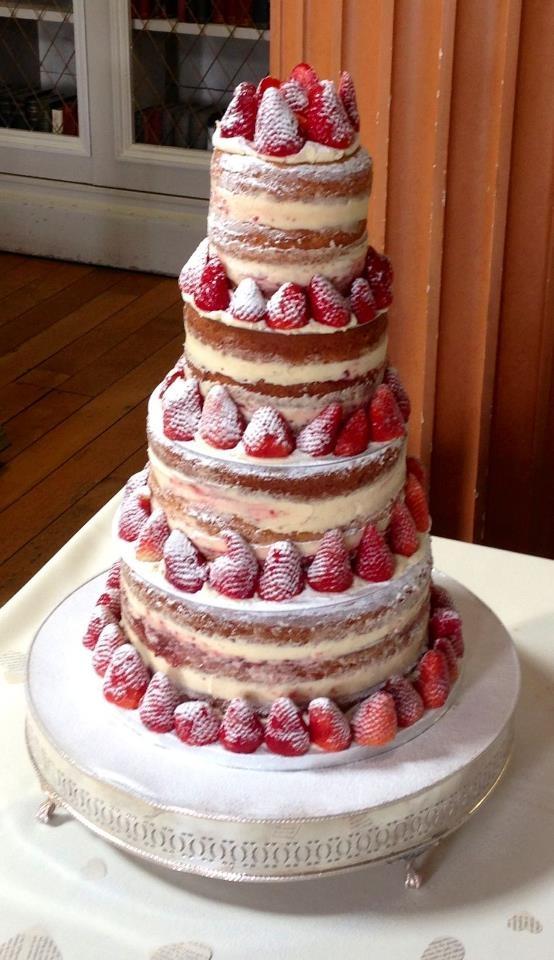 Sponge wedding cake prices