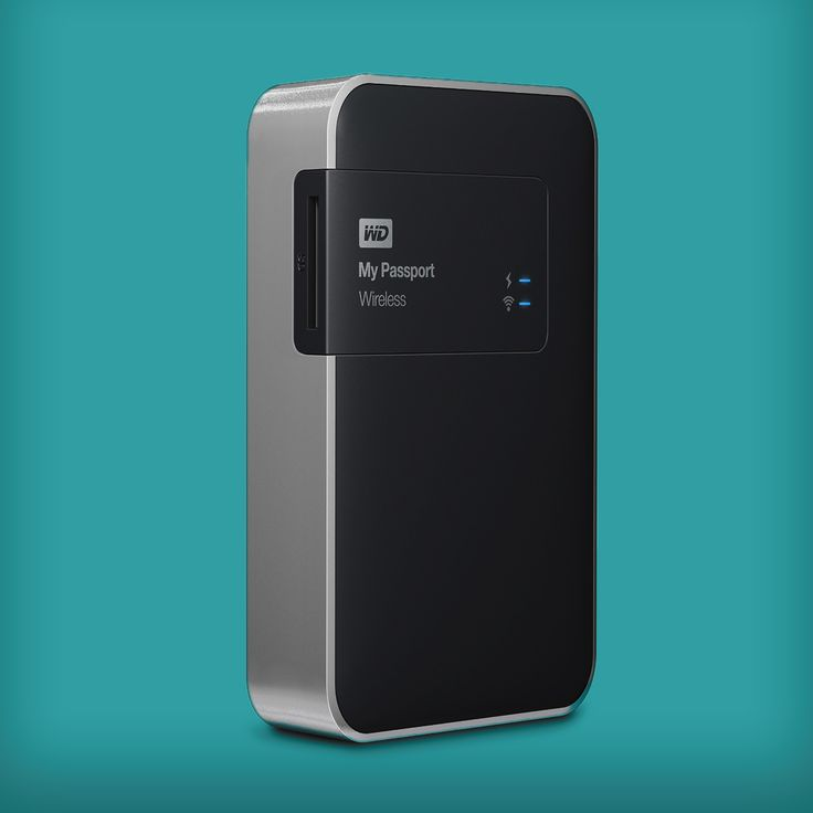 Gift idea: For the digital photographer - there is one thing they all need more of, storage. The WD My Passport Wireless meets that need and offers so much more, including: built-in SD card slot, rechargeable battery, doubles as a Wi-Fi hub, and wireless connection to a max of 8 devices, meaning you can backup or stream the images/video stored on it to a laptop. smart TV, tablet etc.. | 1TB and 2TB options available. #holidaygifts #tech #photography #spon