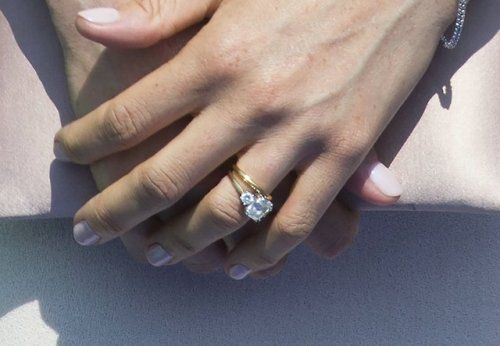 Meghan Markle Wedding Ring.Duchess Of Sussex Hrh Meghan Duchess Of Sussex In 2019 Prince