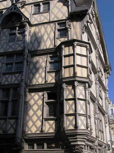 Maison d'Adam Angers, France