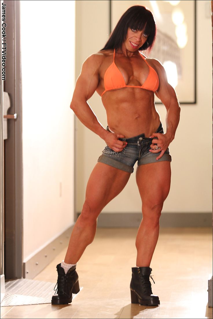 Free Clips Nude Muscle Female 55