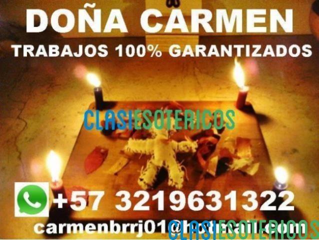 TESTIMONIOS REALES DE TRABAJOS GARANTIZADOS +573219631322 DOÑA CARMEN Florencia - Clasiesotericos Colombia