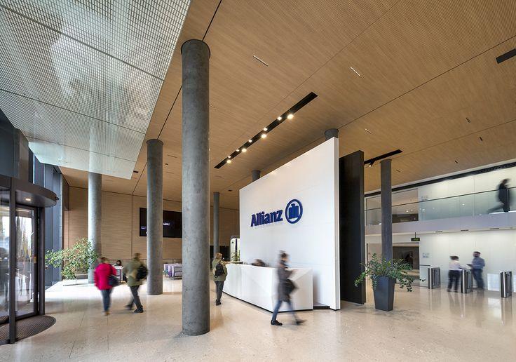 Allianz HQ Trieste
