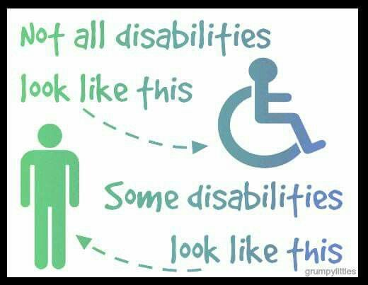 Kids: There are many different types of disabilities. Some can't be seen. For example, a person walking across the parking lot may have difficulty running. Others may not be able to walk as far as others. Some folks are in pain, but try not to show it. The stranger who didn't respond to your question may be deaf. There are many other hidden disabilities, but I don't have room here to list them all. Just be kind and helpful to others, whether they need a wheelchair, or not. --- Peace