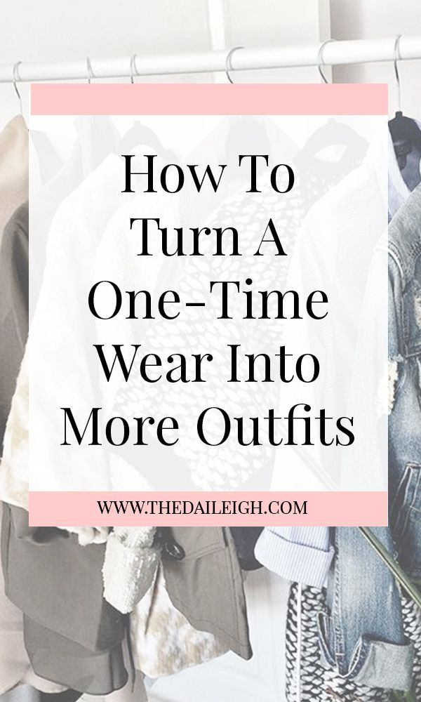 How To Create Outfits Around Your Clothes | Maximize Your Wardrobe | How To Dress