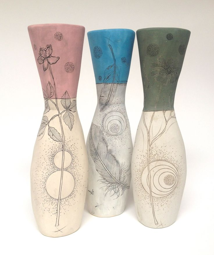 525 Best Images About Art Ceramics Amp Pottery Vases On