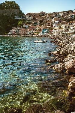 Parga Old Town ~ Greece Otro lugar para ir sin hijos