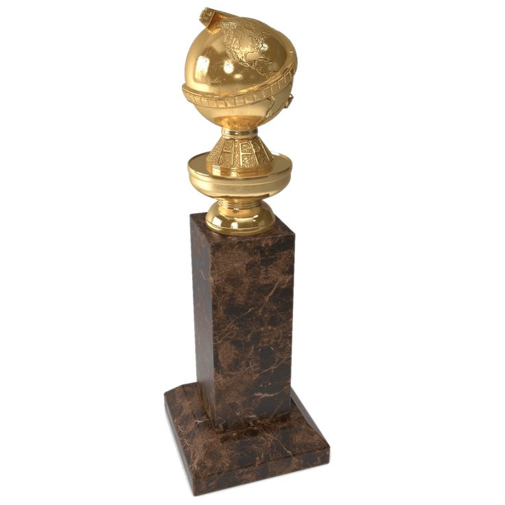 Golden Globe Award Transparent Png Stickpng Golden Globes Golden Globe Award Awards