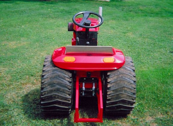 Lawn Tractor Wheel Puller : Best images about garden tractor custom on pinterest