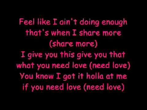Bow Wow feat. Ciara - Like You ft. Ciara Lyrics