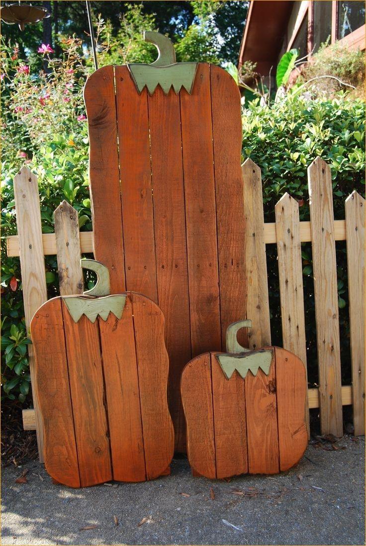 Easy Fall Wood Crafts 25 Fall Wood Crafts Fall Crafts