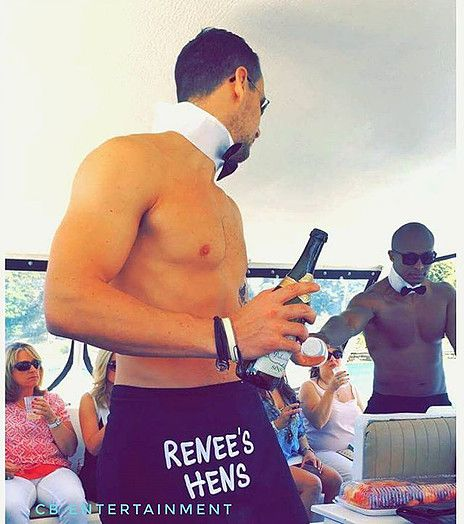 Hire the best entertaining Topless Waiters Canberra. They make your event amazing with their tricks to attract your guests.