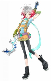 Pascal from Tales of Graces F