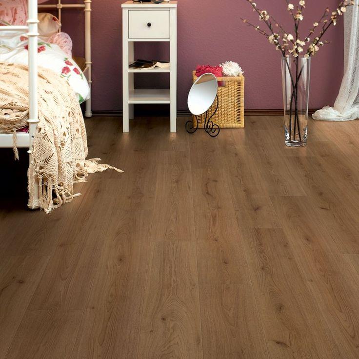8mm Trend Oak Nature Laminate Flooring | D3125 | 22.94 Sq.Ft. Per Box