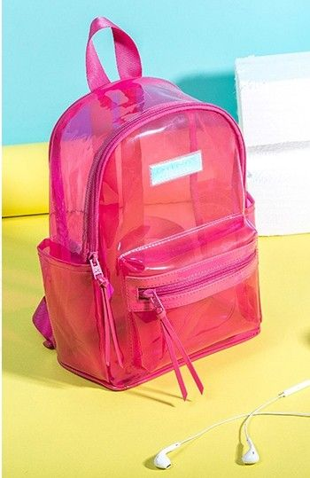 3123c9d91ec9 Pink Backpack Fashion Bags on Sale with Worldwide FREE SHIPPING Start at  Your New Bagining!  streetstyleoutfits  st…