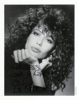 Kelly LeBrock was born March 24 1960 in New York and raised in London. She is the daughter of a French-Canadian father and an Irish mother. She was a model at 16. Her motion picture debut was in the movie The Woman in Red (1984) in which she played a model. She has appeared in many films including Weird Science (1985), Hard to Kill (1990), Wrongfully Accused (1998) and The Sorcerer's Apprentice (2002). She was married to actor Steven Seagal whom she has three children, Annaliza, Dominic and…