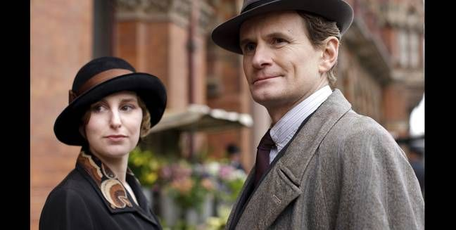 Michael Gregson, editor of The Sketch, with Lady Edith. His beloved Edith for whom he would become an Eskimo!