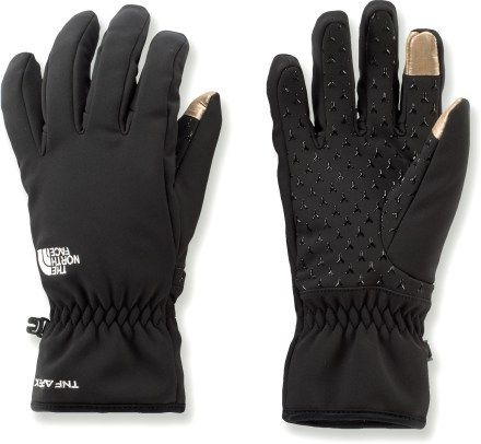 The North Face Etip Apex Gloves ($55) | Cool Gifts For Guys | THE MINDFUL SHOPPER