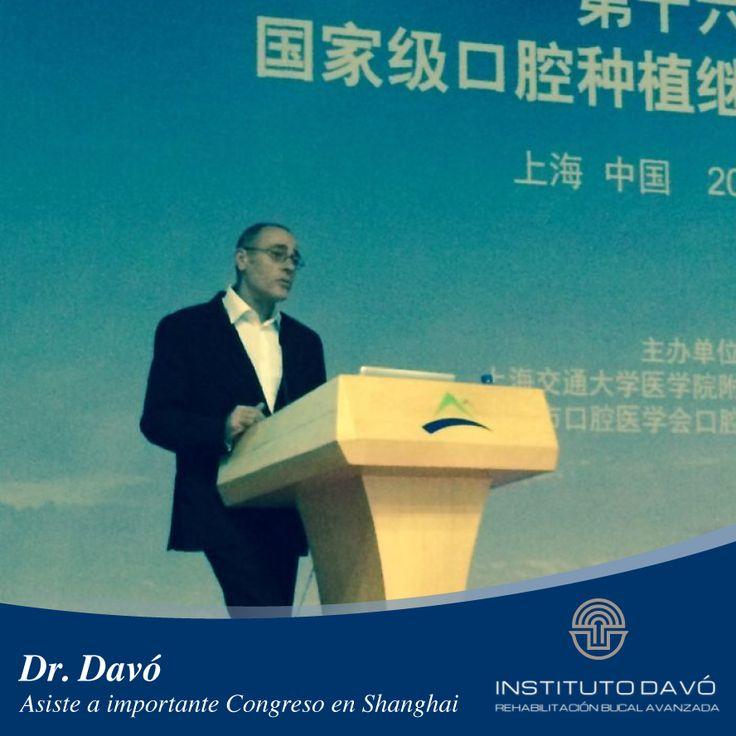 El Dr. Davó ha sido invitado a participar como ponente, impartiendo una Master-Class, de tres horas de duración y a la que asistieron cerca de 300 personas de todo el país.