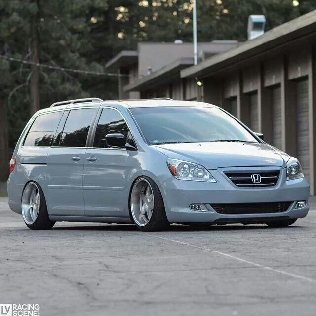 Honda Mini Vans: 27 Best Odyssey Images On Pinterest