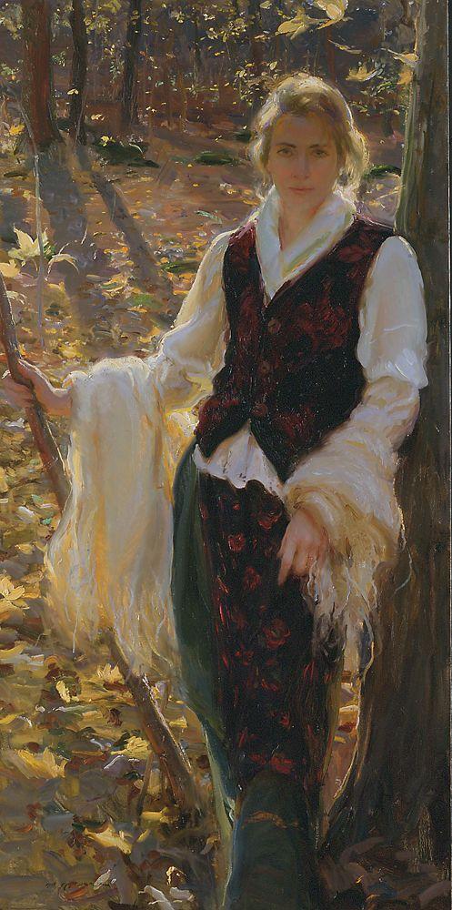 Pintura de Daniel F. Gerhartz