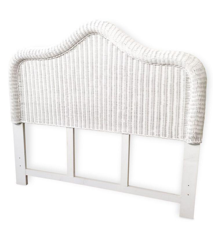 Wicker Headboard King Full Size Of Width Of Twin Bed Headboard White Upholstered Twin Bed