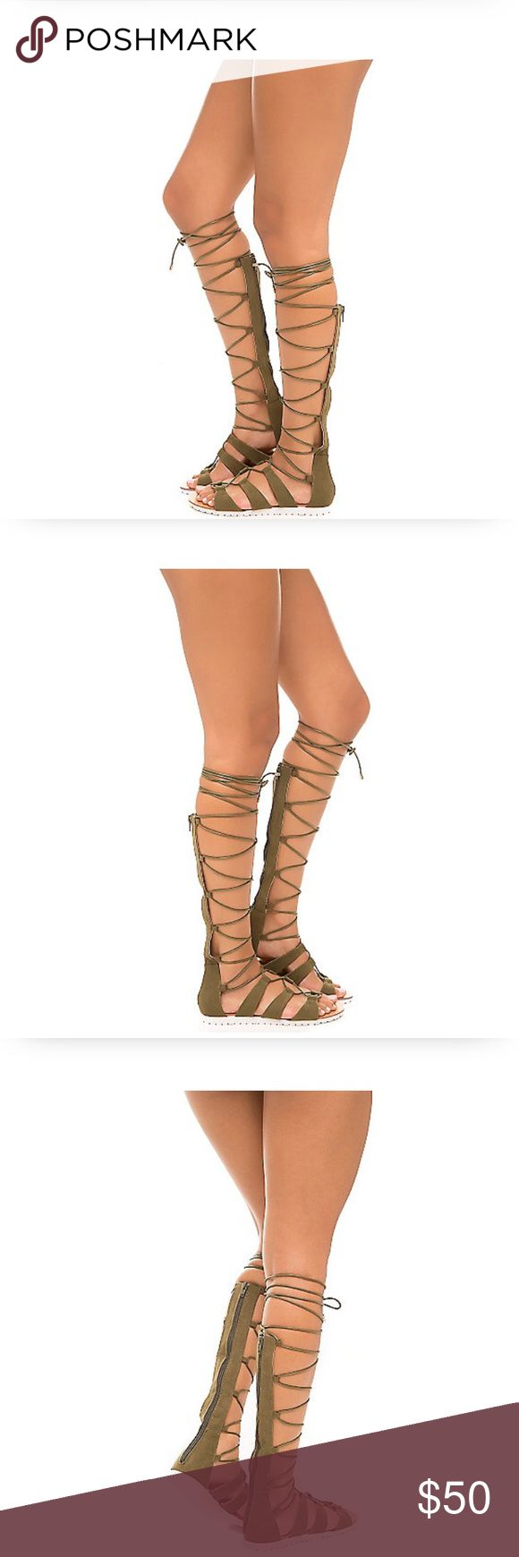 🎈COMING SOON🎈 Woman's Gladiator Sandals NWT----RUNS HALF SIZE SMALLER Shoes Sandals