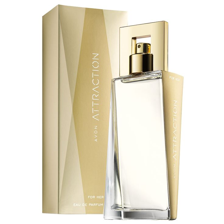 Free Sample of Avon Attraction Fragrance for Him & Her