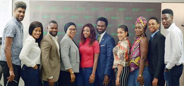 HERITAGE BANK ENHANCES CAPACITY OF EX-BB NAIJA HOUSEMATES