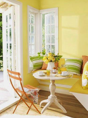 Que no falte amarillo en la cocina! | DECORA TU ALMA - Blog de decoración, interiorismo, niños, trucos, diseño, arte...
