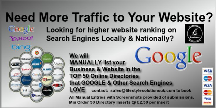 Need More Traffic to Your Website ?