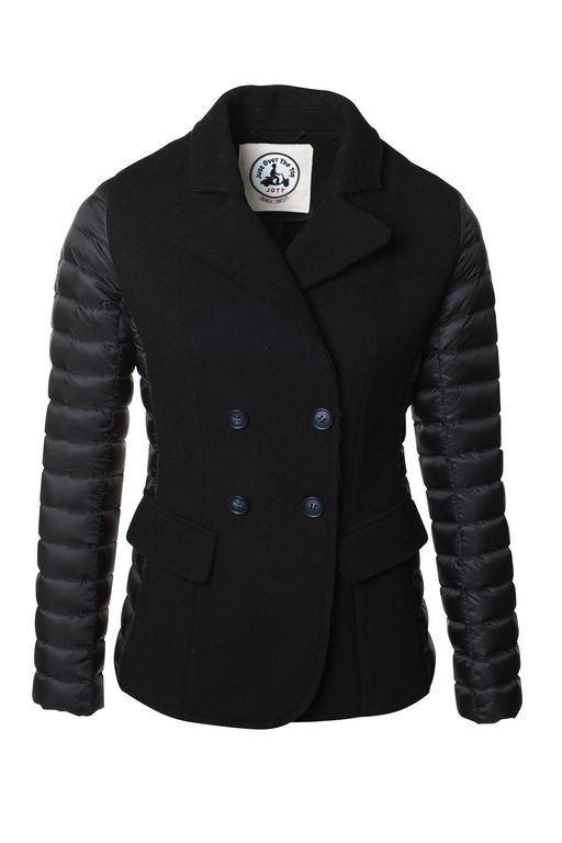 #jott #women #jacket #blazer #blue #sporty #chic #style  www.jofre.eu
