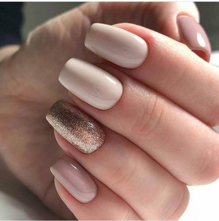 50 Simple Elegant Nail Ideas To Express Your Personality Nailart Paintednails Nails Manicure Nailpolish Elegant Nails Simple Elegant Nails Trendy Nails