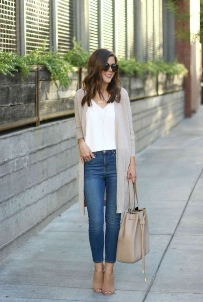 Casual Business Women Ideas With Cardigan For Summer 41