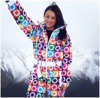 Willyfinder ladies' ski suit