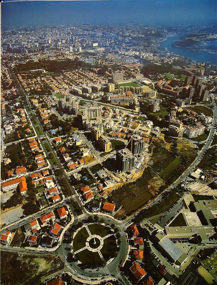 Porto - Aerial View