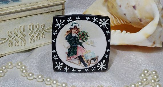 Hey, I found this really awesome Etsy listing at https://www.etsy.com/listing/263582670/compact-mirror-mirror-pocket-mirror