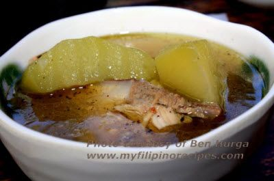 Chicken Tinola Image