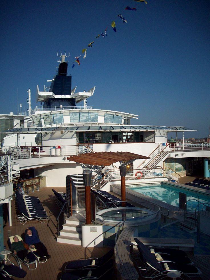 Celebrity Summit Deck Plans - Cruiseline.com