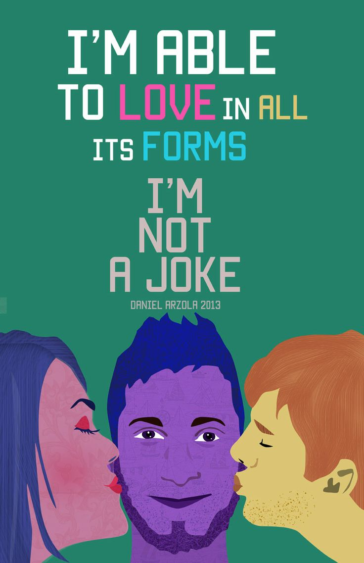 I'm Not A Joke (No Soy Tu Chiste) was begun in Venezuela on January 23, 2013 by writer, illustrator, and activist Daniel Arzola (@Arzola_d) It became the first Venezuelan viral campaign that through art raised awareness of the prejudice and violent acts performed against the LGBTI community around the world.