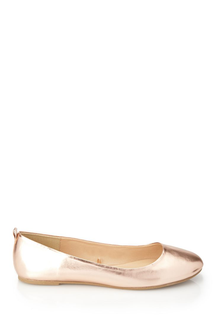 Classic Ballet Flats #MustHave YES, they're BACK in metallics and MATT BLACK!!!