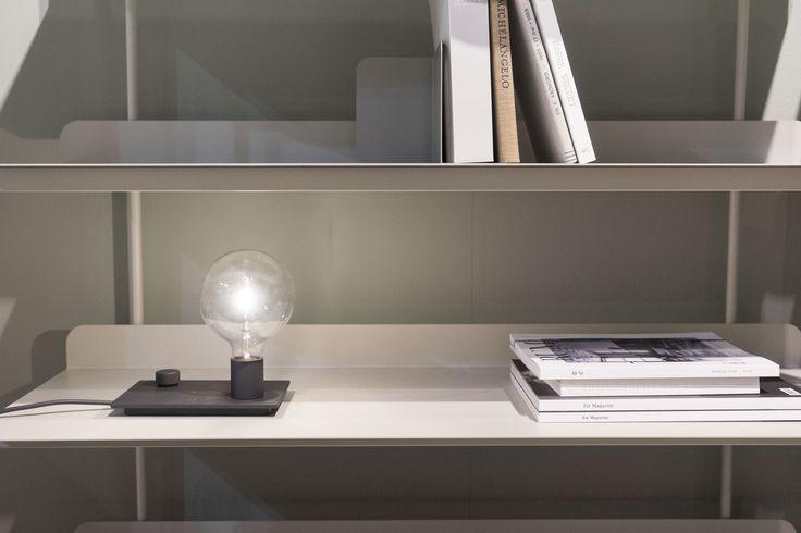 CONTROL table lamp by TAF Architects for Muuto #muuto #muutodesign #tafarchitects #scandinaviandesign #newnordic #lighting #tablelamp #lamp #designerlamp